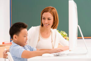 technology into the early childhood